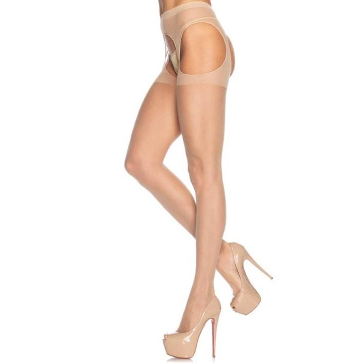 Dres Decupat Sexy, Nude, Marime Universala